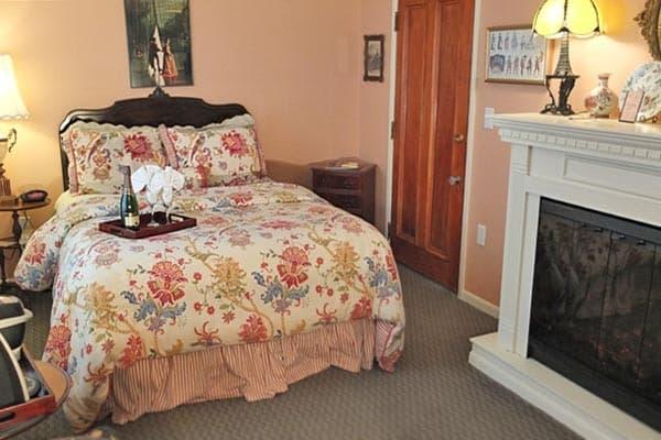 Honeysuckle Bedroom