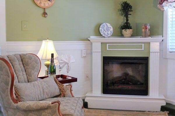 Ivy Fireside