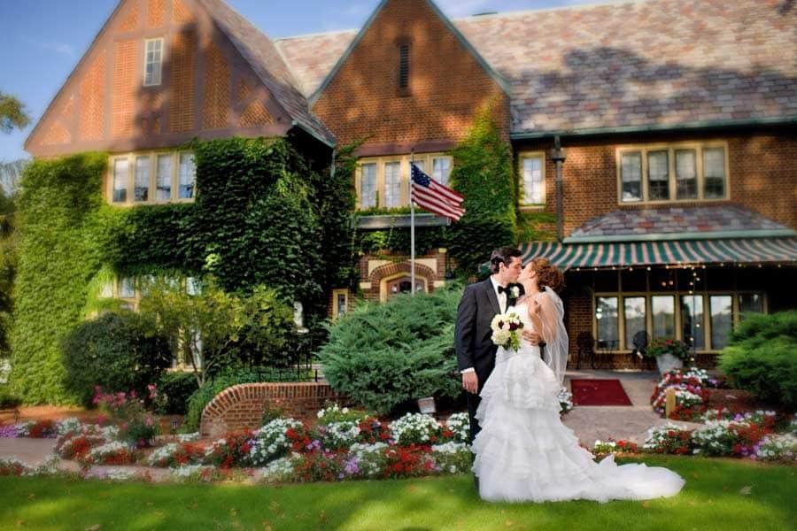 Outdoor Wedding Ceremony Locations