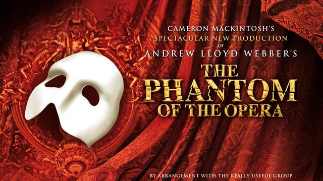 Phantom of the Opera at Wharton Theater