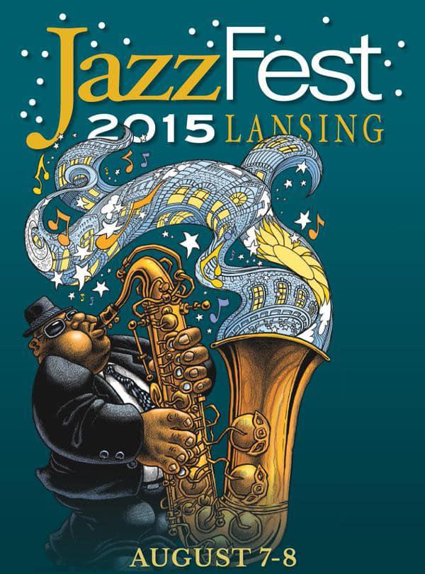 Lansing JazzFest 2015