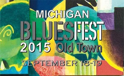 Michigan BluesFest 2015