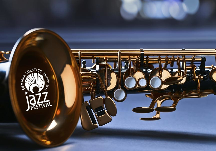 East Lansing Summer Solstice Jazz Festival 2016
