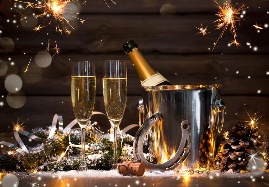 English Inn's 2016 New Year's Eve Dinner Special