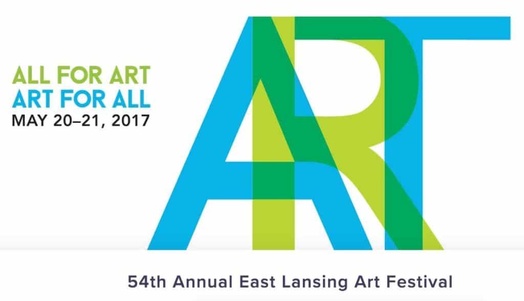 East Lansing Art Festival 2017