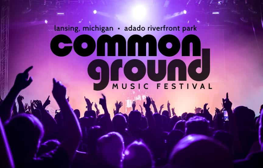 Common Ground Music Festival 2017