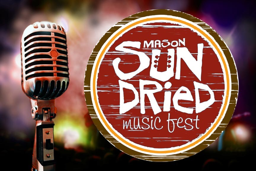 Mason Sun Dried Music Festival 2017