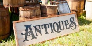 visit the Mason Michigan Antiques District