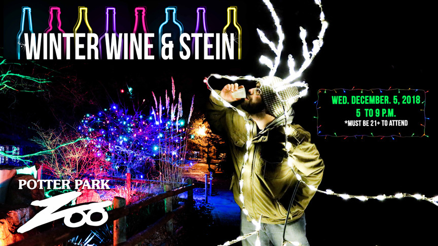 Potter Park Zoo Wine & Stein 2018