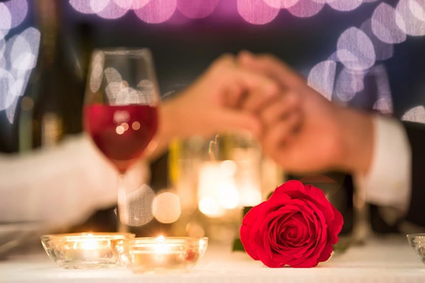 Valentine's Day Getaway at The English Inn