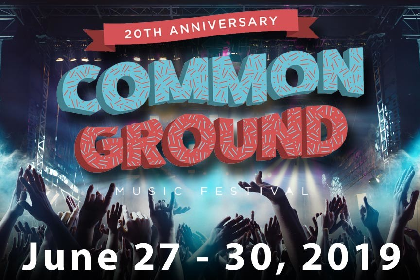 Common Ground Music Festival 2019
