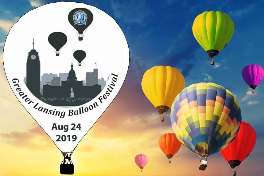 Greater Lansing Balloon Festival 2019
