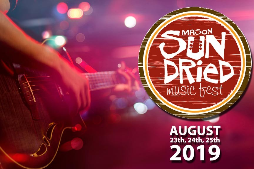 Sun Dried Music Festival 2019