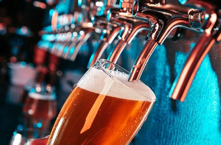 discover Lansing breweries