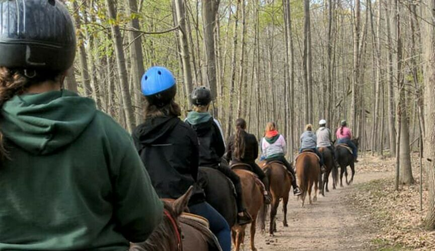 Sundance Riding Stables Guided Trail Ride
