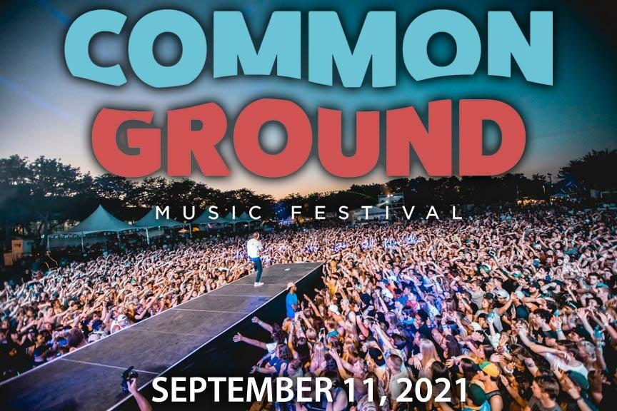 Common Ground Music Festival 2021